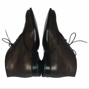 Tod's Shoes - Tod's Mens (or Womens)Brown Leather AnkleBoots NEW